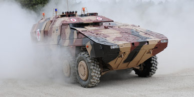 BOXER AAV Ambulance